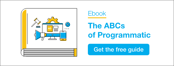 The ABCs of programmatic - free ebook by OnAudience