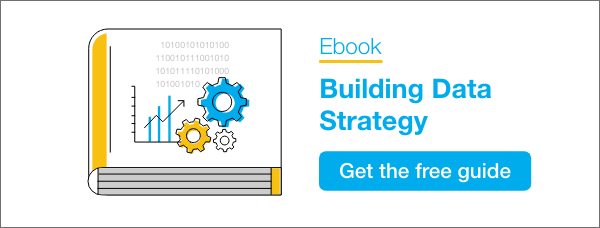 Building Data Strategy - free ebook OnAudience
