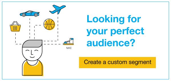 Custom Audience - builder button